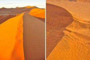Namib Wüste, Sossusvlei, Namibia