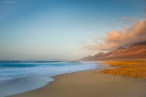Playa Cofete, Fuerteventura, Kanarische Inseln, Spanien