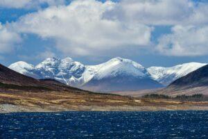 Schottland - See in den Cairngorms