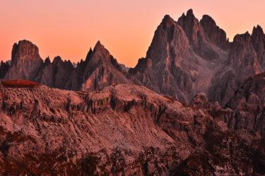 Landschaftsfotografie Dolomiten Italien