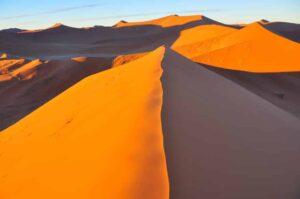 Namibia - Dune 45, Sanddüne im Sossusvlei