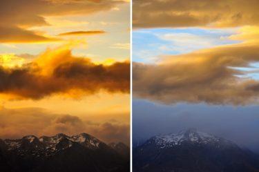 Southern Alps, Neuseeland