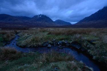 Glen Etive, Schottland