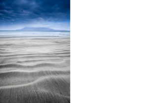 Strand, Isle of Eigg, Schottland
