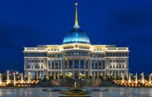 Präsidentenpalast Astana, Kasachstan