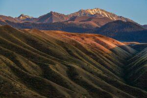 Berge im Tien Shan, Kasachstan