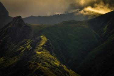 Kantabrisches Gebirge, Baskenland, Spanien