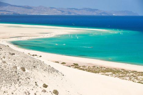 Fuerteventura, Strand