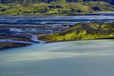 Mystischer See, Island