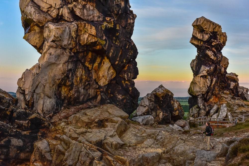 Teufelsmauer, Harz