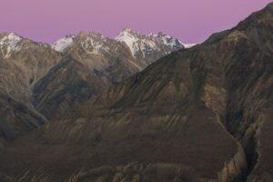 Hindukusch Berge vom Pamir aus gesehen, Afghanistan