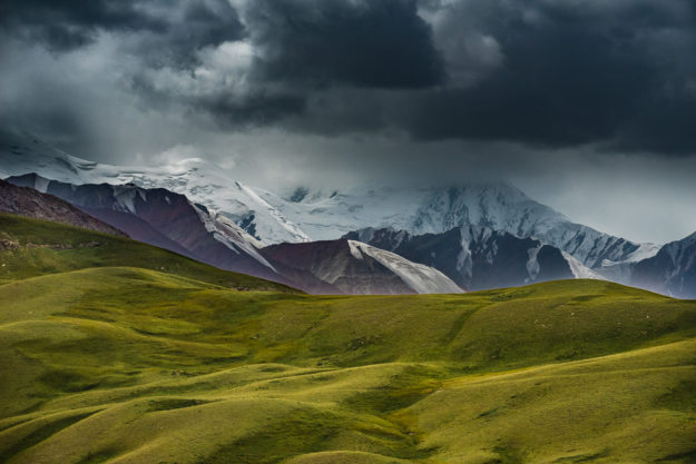 Ak-Baital-Pass, Tadschikistan, Asien