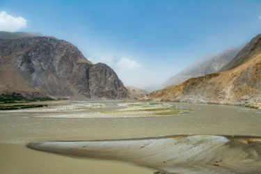Pjanj-Tal, Tadschikistan, Afghanistan