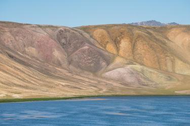 Hochgebirgsee Bulunkul, Pamir, Tadschikistan