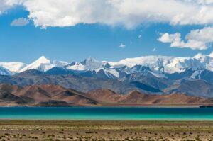 Karaköl (Karakul), Berg-Badachschan, Pamir, Tadschikistan (Tajikistan)