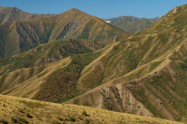 Tien Shan, Kirgistan, Kirgisien