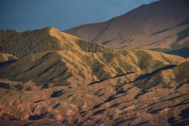 Terskej-Alatau, Tien Shan, Kirgistan, Kirgisien