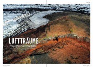 Luftbilder Island Aerials