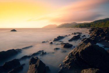 Thailand - Sonnenaufgang am Strand, Koh Yao Noi