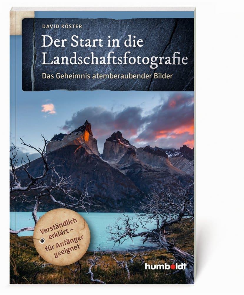 Landschaftsfotografie Buch David Köster