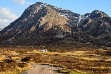 Schottland - Wandern im Glen Coe