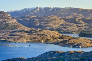 Schottland - Loch Torridon