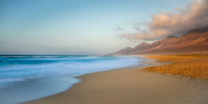 Panorama #2 - Playa Cofete, Fuerteventura