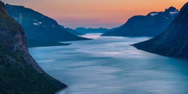 Grönland #23 - Panorama Tasermiut Fjord