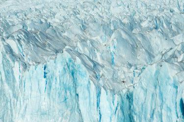 Patagonien: Eisfeld des Perito Moreno Gletschers, El Calafate, Argentinien