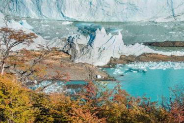 Patagonien: Perito Moreno Gletscher, El Calafate, Argentinien