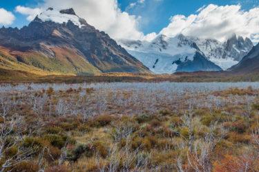Patagonien: Nationalpark Los Glaciares im Herbst, Argentinien