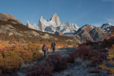 Patagonien: Trekking durch Nationalpark Los Glaciares, Argentinien