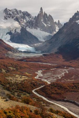 Patagonien - Herbst am Fitz Roy