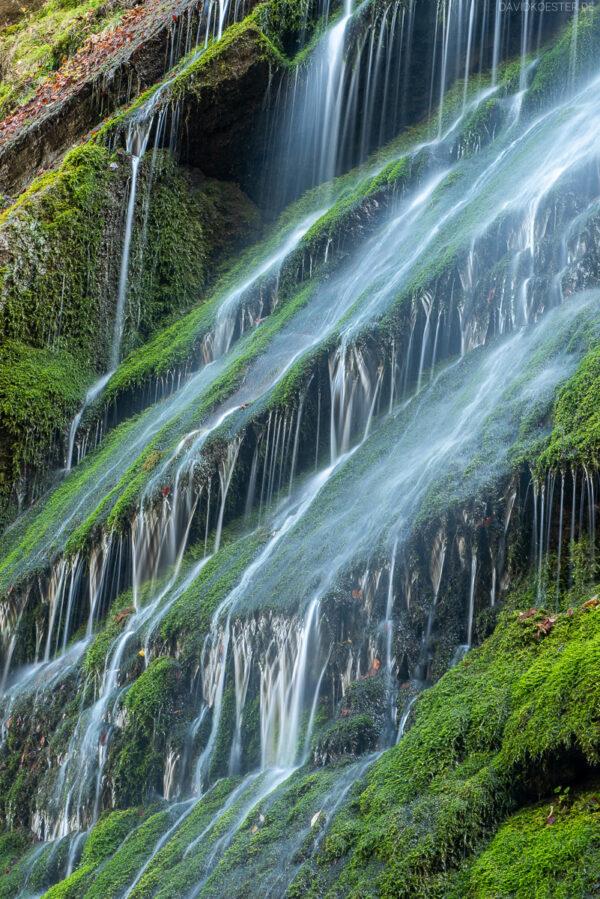 Deutschland - Wasserkaskaden in der Wimbachklamm