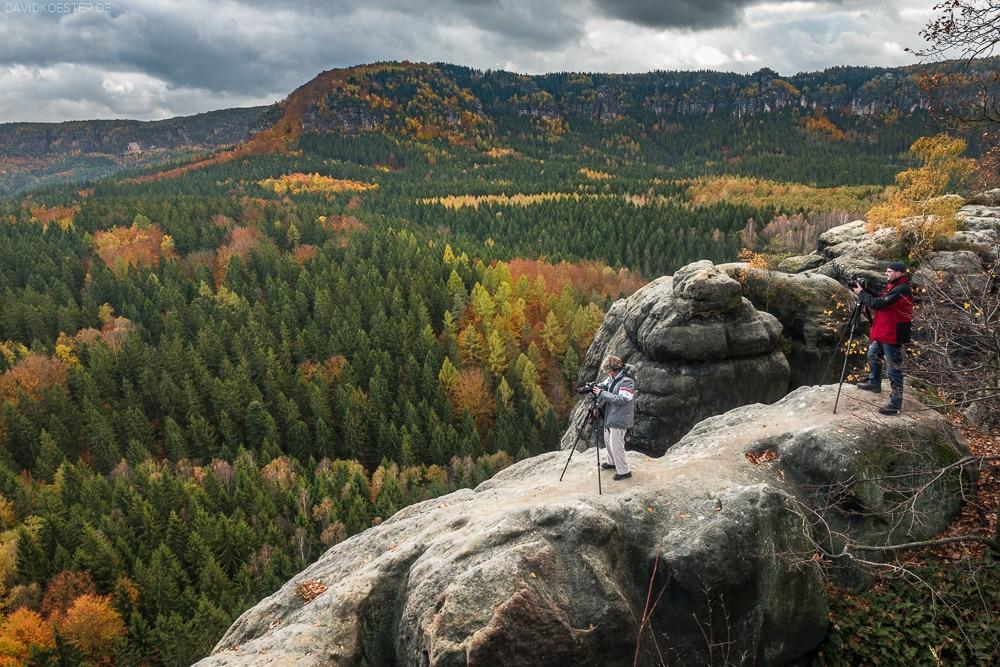 Fotworkshop Elbsandsteingebirge Landschaftsfotografie Fotokurs