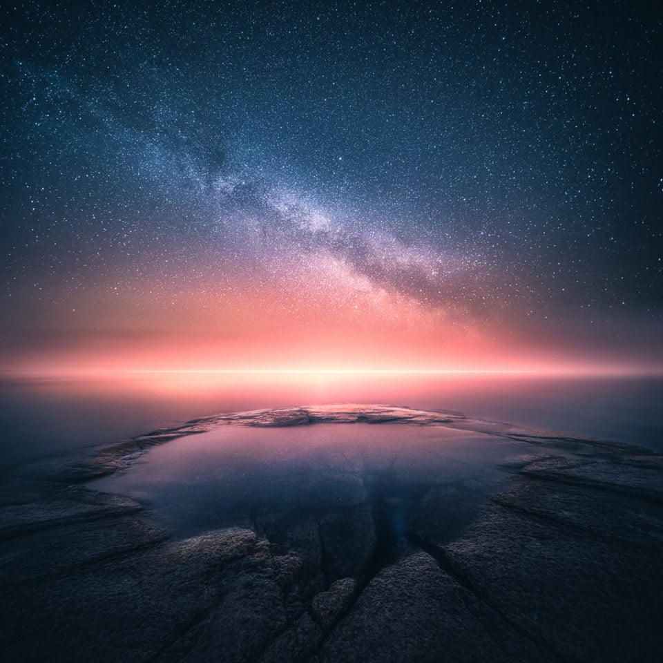 When two worlds collide | (c) Mikko Lagerstedt