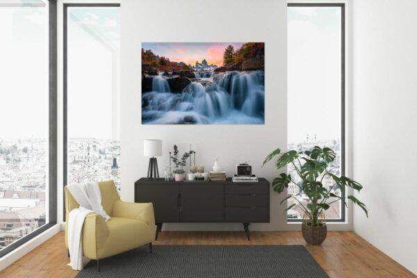 Ihr Motiv als Kunstdruck auf AluDibond, Leinwand, Forex oder Fotoposter