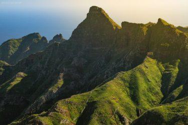 Teneriffa Anaga Gebirge