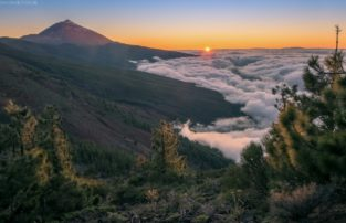 Teneriffa Teide Nationalpark