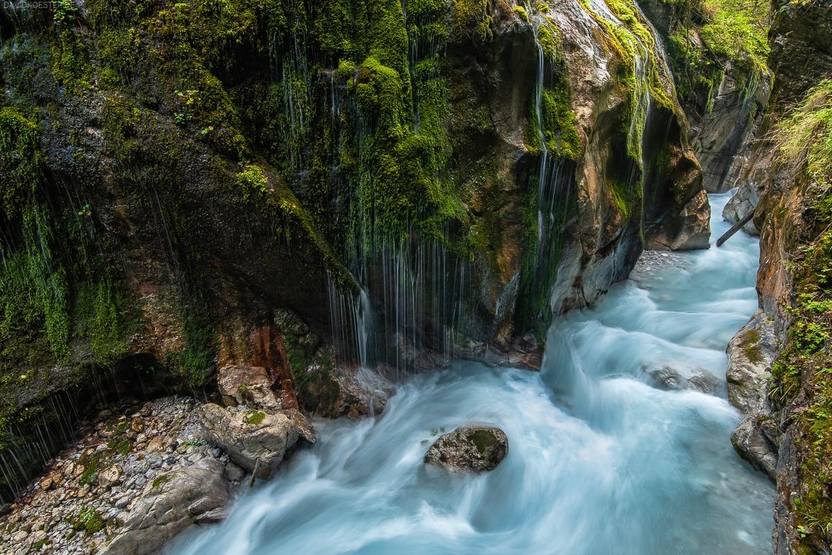 Deutschland - Wimbachklamm, Berchtesgadener Land