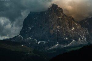 Dolomiten, Südtirol, Langkofel, Sassolungo, Gröden
