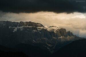 Dolomiten, Südtirol, Sellastock, Sellagruppe