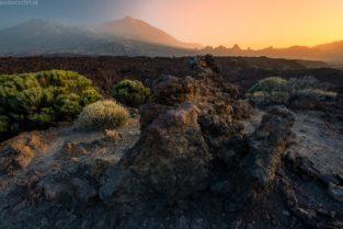 Teneriffa Las Canadas del Teide