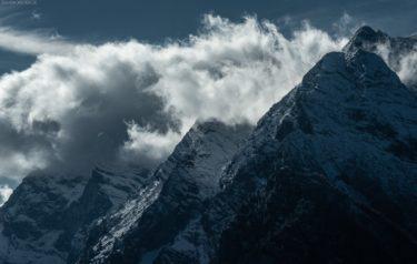 Watzmann, Berchtesgadener Land, Alpen, Bayern