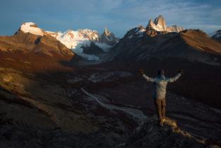 Patagonien: Wandern im NP Los Glaciares mit Blick auf Cerro Torre und Fitz Roy, Argentinien