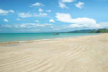 Strand Coconut Beach, Khuk Khak, Khao Lak, Thailand