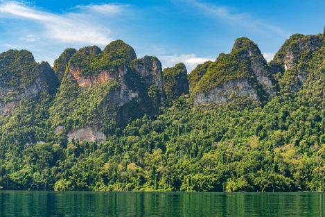 Cheow Larn See, Khao Sok Nationalpark, Thailand