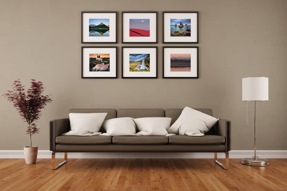 Landschaftsbilder kaufen