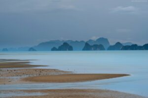 Inseln im Phang Nga Nationalpark, Thailand