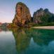 Ao Phran Nang Beach, Krabi, Thailand